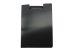 Clipboard dublu A4 plastic Exiton - negru