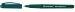 Rollerball 0.3 mm Centropen 4615 - corp verde, scriere neagra