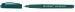Rollerball 0.3 mm Centropen 4615 - corp verde, scriere albastra