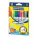 Carioca Centropen 2580 Super Easy - 12 culori/set