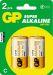 Baterie alcalina GP R14 - 2 buc/set
